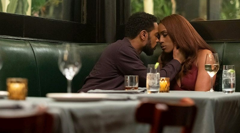 The Photograph review - developing a new romance
