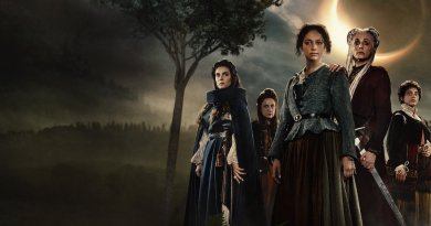 Luna Nera (Netflix) review - a mediocre story of love and witchcraft