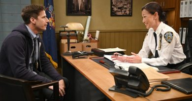 "Brooklyn Nine-Nine season 7, episode 2 recap - ""Captain Kim"""