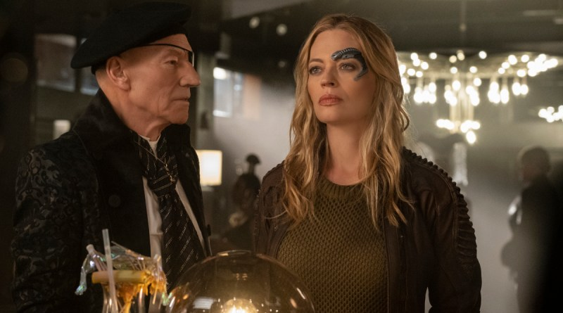 "Star Trek: Picard season 1, episode 5 recap – ""Stardust City Rag"""