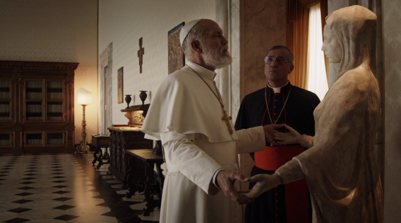 The New Pope season 1, episode 4 recap - a nuns-cardinals war begins