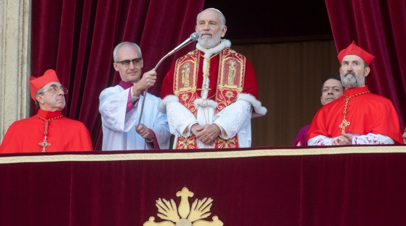 The New Pope season 1, episode 3 recap - another new pope gives his first address