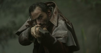 The Silent War aka Sordo (Netflix) review - a handsome Spanish thriller that loses its way