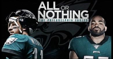 Amazon Prime's All or Nothing: Philadelphia Eagles season 5