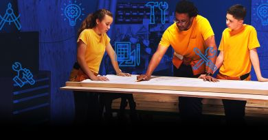 Shop Class review - kids attempt to be the best woodworkers in Disney+'s family-friendly competition show