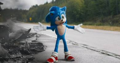 Sonic The Hedgehog review - an okay kids movie, a halfhearted Sonic movie