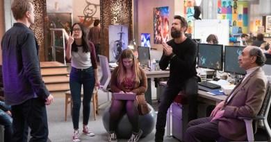 Apple TV+ Mythic Quest: Raven's Banquet season 1