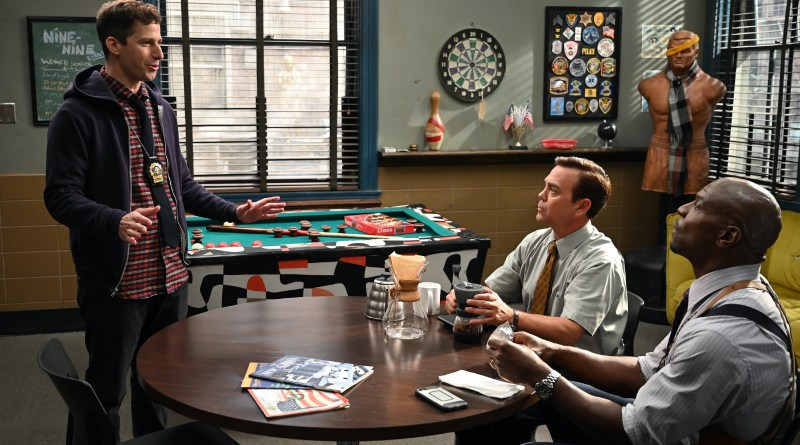 "Brooklyn Nine-Nine season 7, episode 7 recap - ""Ding Dong"""