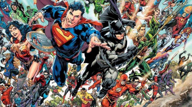 DC Comics finally break the silence
