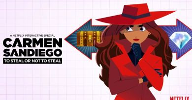 Carmen Sandiego: To Steal or Not to Steal Netflix review - an undemanding but amusing interactive special