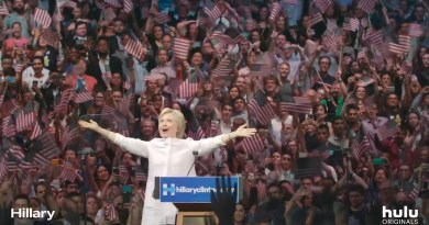 hulu series Hillary - Hillary Clinton