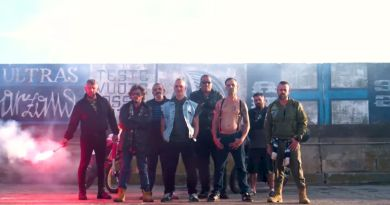 Ultras (Netflix) review - hooliganism runs rampant in this debut feature