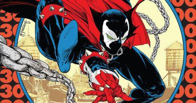 Todd McFarlane Steps Up: Spawn creator hits the headlines with Crowdfunding project