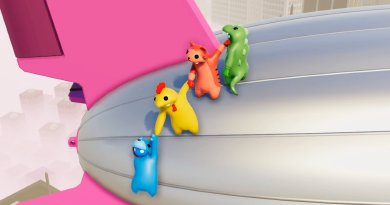 Gang Beasts review – a dopey, doughy Royal Rumble for you and yours