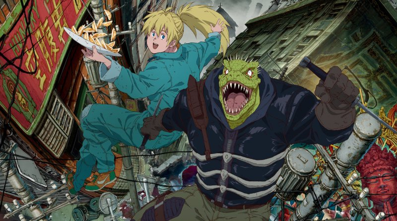Dorohedoro review - a solid, violent Netflix anime begging for a follow-up