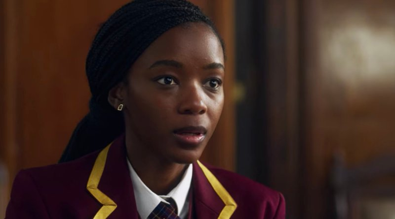 Netflix series Blood & Water season 1 - African series