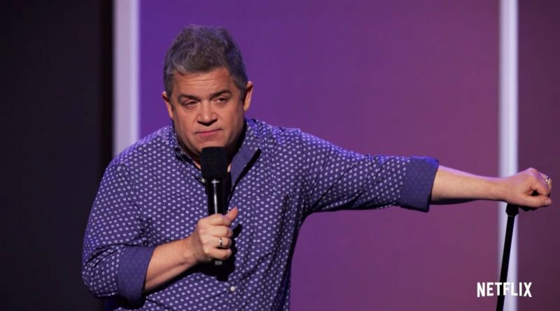 Netflix special stand-up Patton Oswalt: I Love Everything