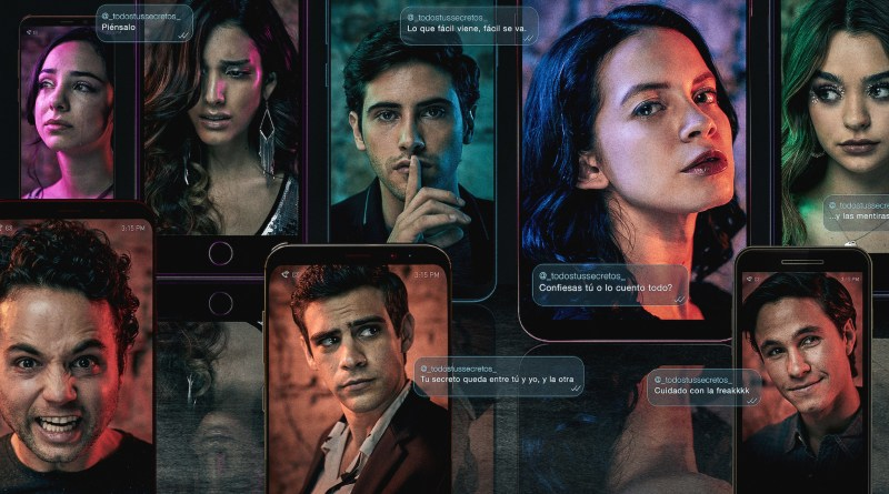 Control Z review - another soapy, tropey teen drama on Netflix