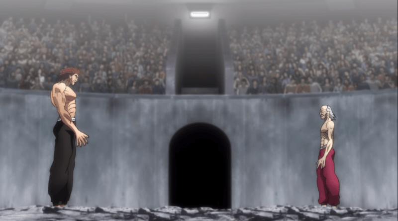 "Baki season 3, episode 8 recap - ""The Title of the Strongest"""