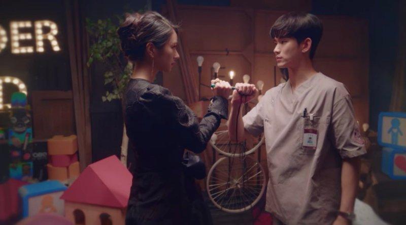 Netflix K-drama series -- It's Okay to Not Be Okay episode 1 - The Boy Who Fed On Nightmares