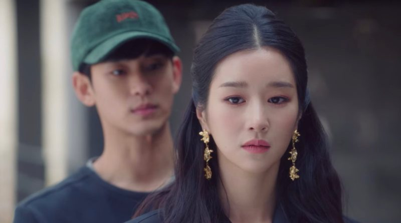 Netflix K-drama series - It's Okay to Not Be Okay episode 2 - The Lady In Red Shoes
