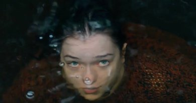 Amazon original series Hannah season 2, episode 1 - safe