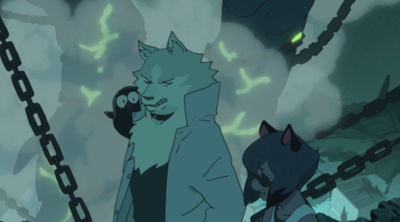 Netflix anime series BNA: Brand New Animal season 1, episode 12 - Anima-City