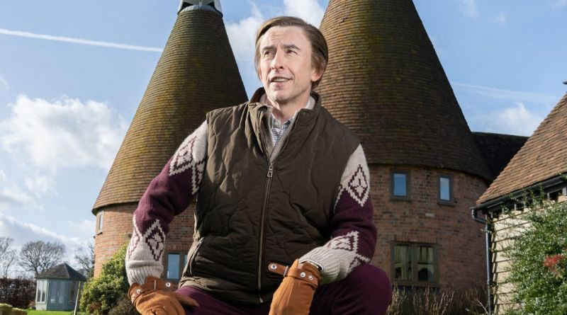 From the Oasthouse: The Alan Partridge Podcast review - pure Partridge