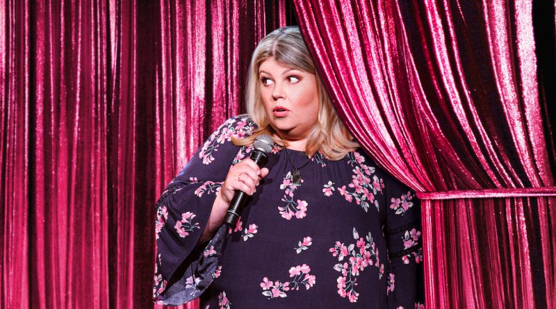 Netflix stand-up Urzila Carlson: Overqualified Loser
