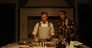 The Dinner Party review - entertaining and well made, but not my taste