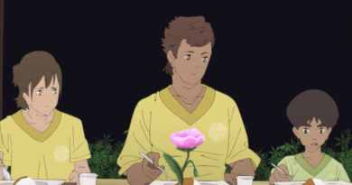 Netflix anime series Japan Sinks: 2020 season, episode 4 - An Open Door