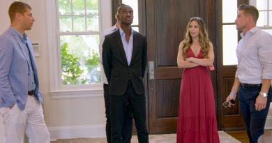 Netflix reality series Million Dollar Beach House season 1
