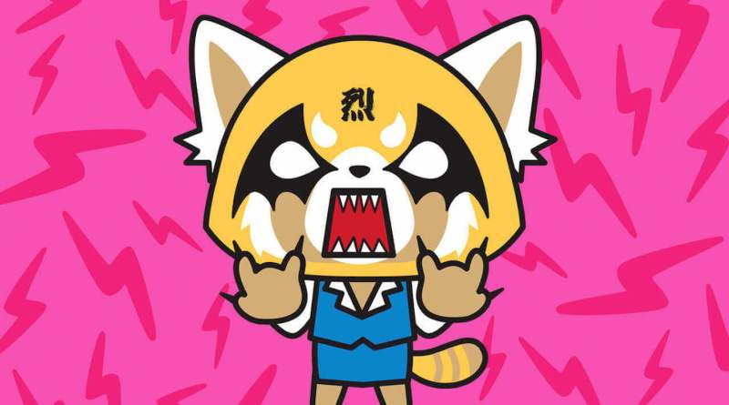 Netflix anime series Aggretsuko season 3, episode 9 - The End of the Moratorium
