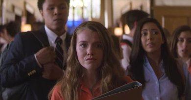 Who is April in Teenage Bounty Hunters season 1 - netflix series