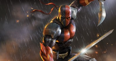 Deathstroke: Knights & Dragons review - a bloody backstory for an underserved antihero
