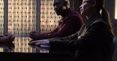 Netflix series Lucifer season 5, episode 5 - Detective Amenadiel