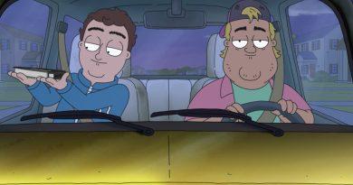 Netflix series Hoops season 1, episode 2 - My Two Dads