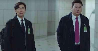 K-drama Netflix series Stranger season 2, episode 5 (Secret Forest)