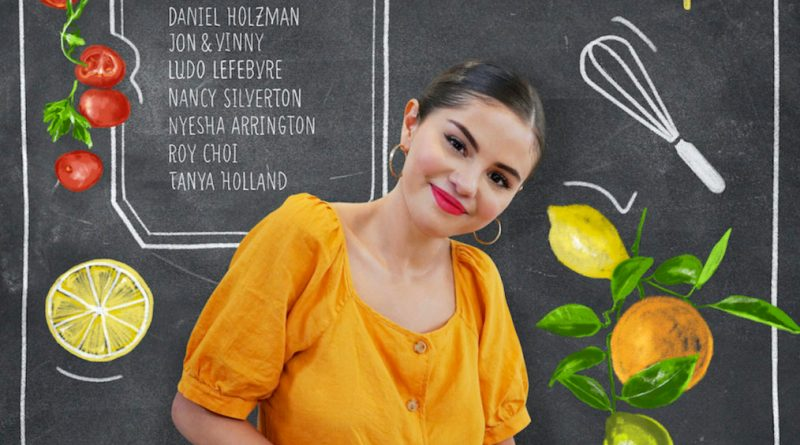 Selena + Chef review – Selena Gomez learns to cook in lockdown, with some help