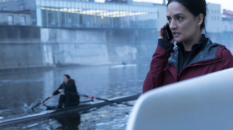 Departure review – a great cast elevates Peacock's aviation conspiracy thriller