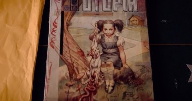 Amazon original series Utopia season 1, episode 2
