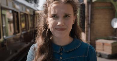 Netflix film Enola Holmes