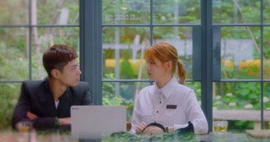 Netflix K-drama series Record of Youth season 1, episode 3