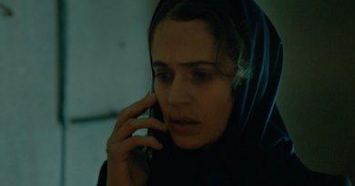 Apple TV+ series Tehran season 1, episode 2 - Blood on Her Hands