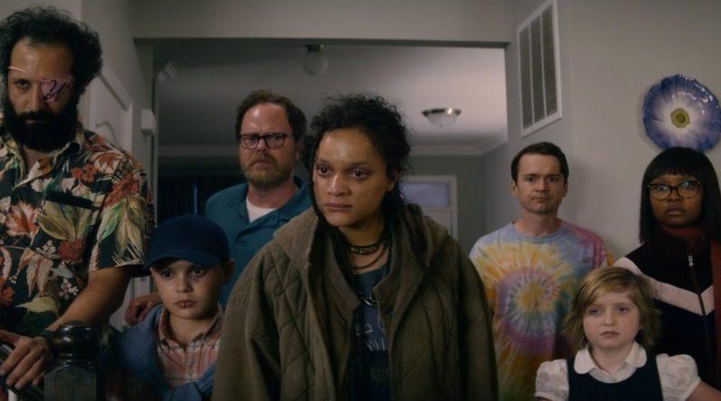 Amazon original series Utopia season 1, episode 8