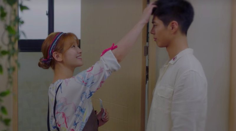 Netflix K-drama series Record of Youth season 1, episode 8