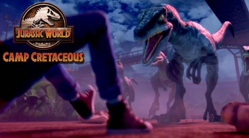 Netflix series Jurassic World: Camp Cretaceous season 1, episode - Secrets