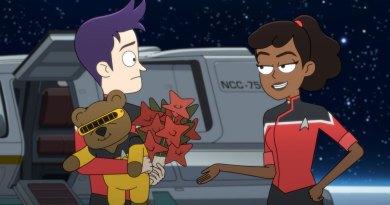 "Star Trek: Lower Decks season 1, episode 5 recap - ""Cupid's Errant Arrow"""