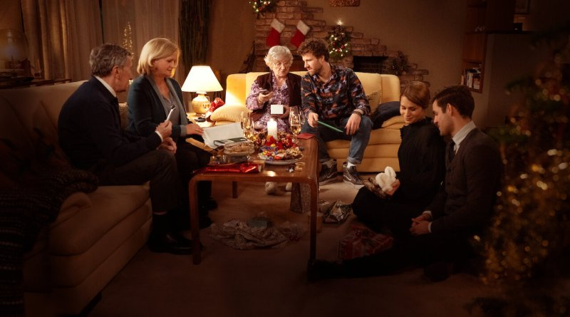 Over Christmas review - an intermittently funny but familiar-feeling seasonal comedy
