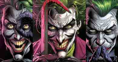 Batman: Three Jokers #3 review